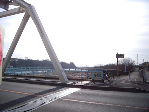 利根川サイクリングロード ...